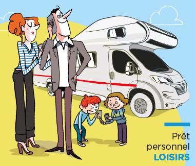 pr t personnel loisirs simulez votre pr t pour l 39 achat d 39 un mobil home une caravane ou un bateau. Black Bedroom Furniture Sets. Home Design Ideas